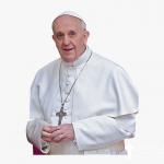 Pope's October prayer